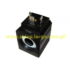 2530068M Катушка  клапана 12V 14x40 mm для гидроборта  Anteo