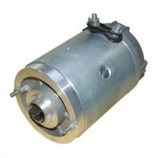 2008703H Электродвигатель 12V - 1,6 KW - для гидробортов - Dautel, MBB Hubfi